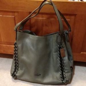 Large Coach Whip Shoulder bag